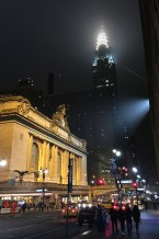 Grand Central Station & The Chrysler Building