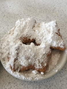 Beignets, Cafe Du Monde, New Orleans