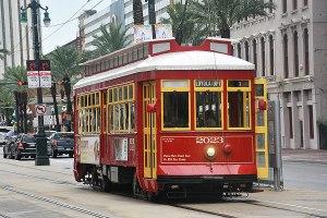 New Orleans Street Cars