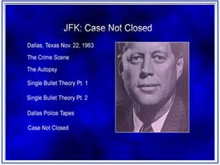 JFK: Case not Closed