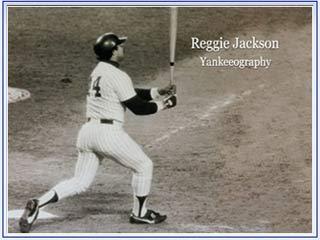 Reggie Jackson - Yankeeography